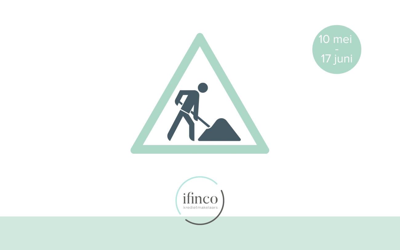 Gewijizgde verkeerssituatie Evergem i Finco